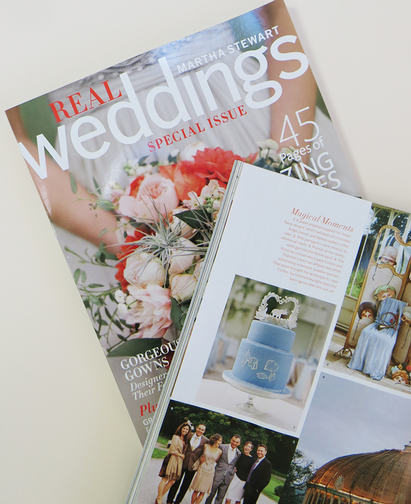 martha stewart weddings Corbin